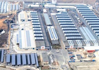 Realizzazione impianto fotovoltaico a Serravalle Scrivia (AL)