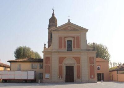 Manutenzione stabile ecclesiastico in seguito al sisma 2012