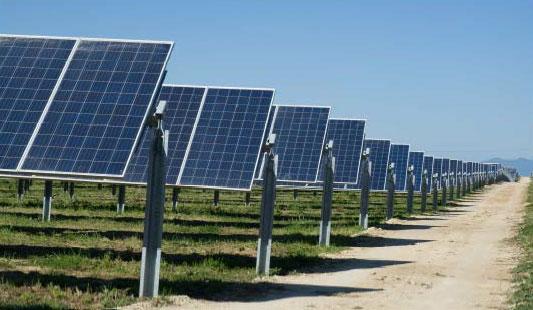 Gela photovoltaic plant project