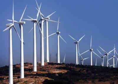 Progetto pali eolici in Sicilia