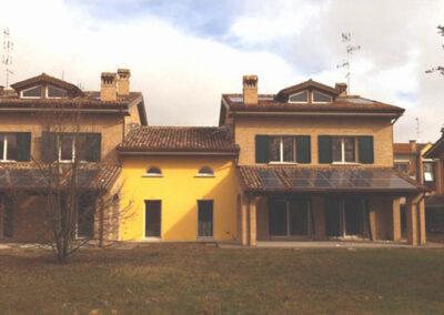 Ristrutturazione residenza Via Romagna – Cento (FE)
